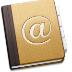 Address Book Icon 150x150 Book Contest Update