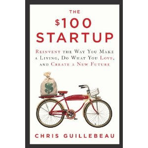  Review: The $100 Startup by Chris Guillebeau