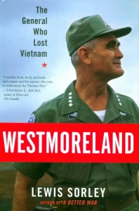 Westmoreland 198x300 Review   Westmoreland: The General Who Lost Vietnam