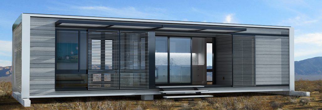 Shipping Container Home Cost per Square Foot 1027 x 353